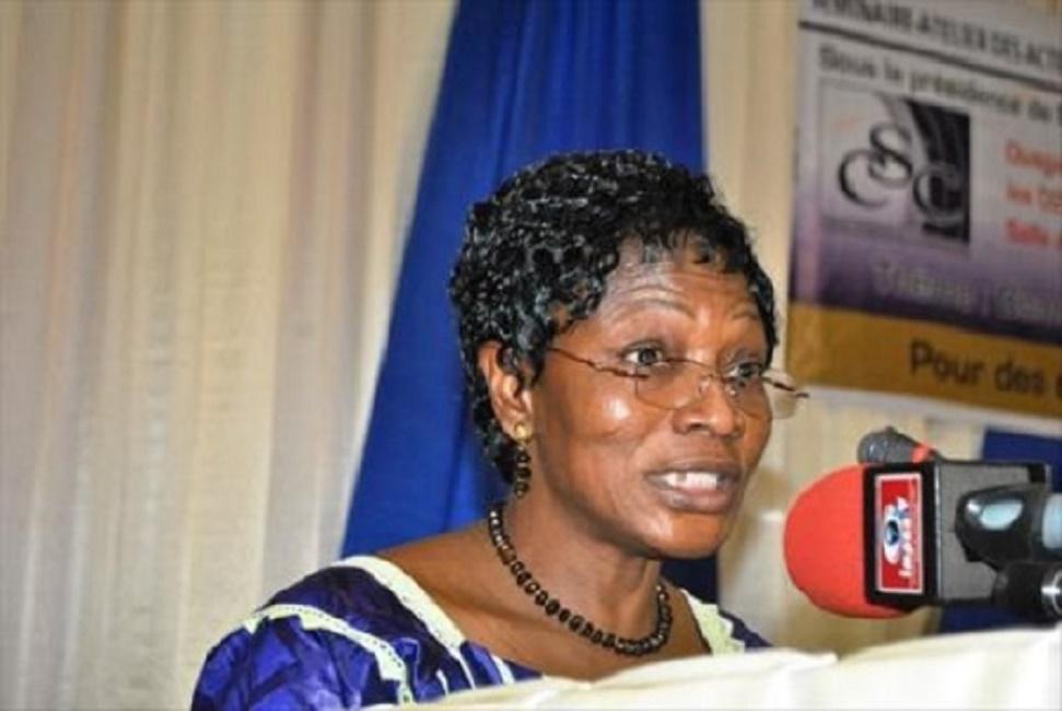 Conseil supérieur de la communication : Nathalie Somé fait son bilan à la tête de l'institution