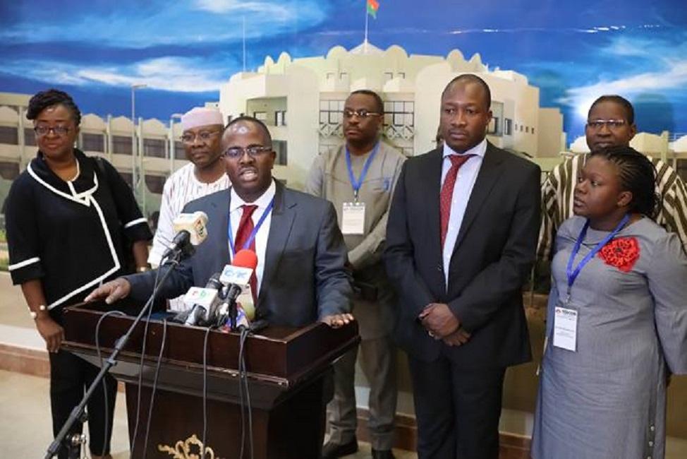 « Le Burkina a acquis réellement sa place de pays minier en Afrique », dixit Monsieur Tidiane BARRY