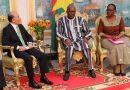 Kosyam: Le Directeur général adjoint du FMI reçu par le Président du Faso