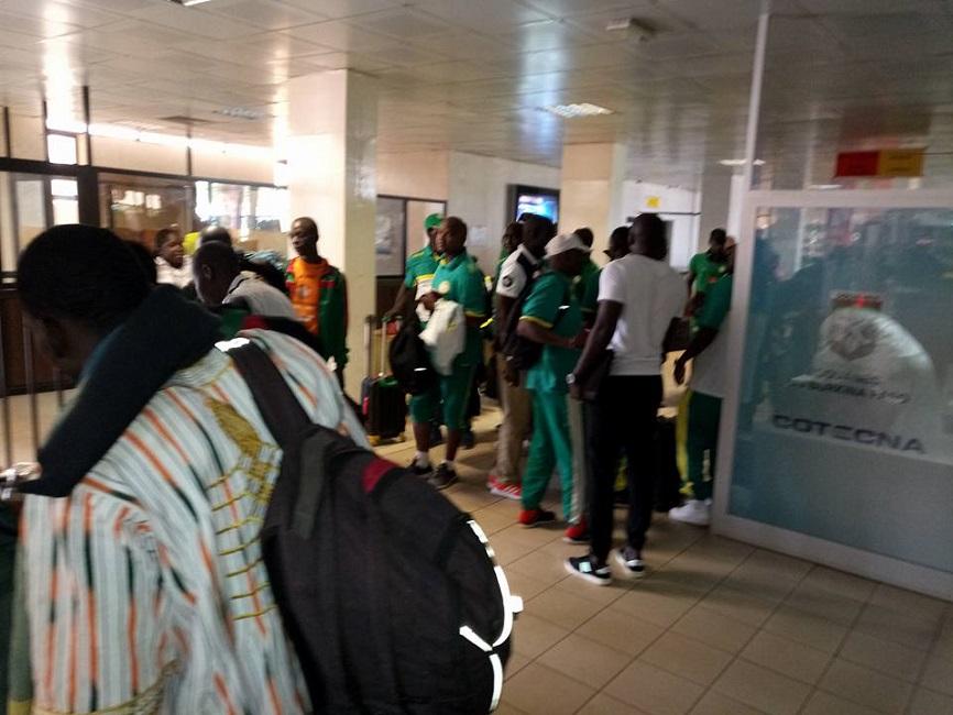 Sport: la Fédération Burkinabé de Football dément une maltraitance des sénégalais