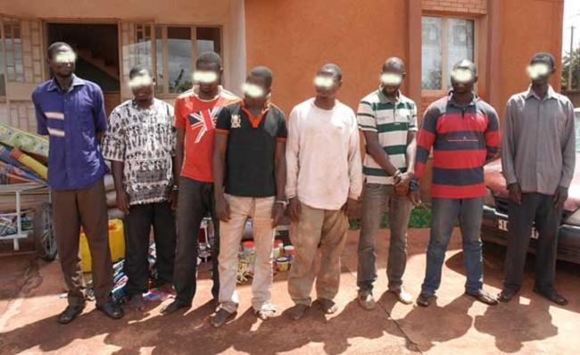 Burkina: 13 motos et 17 ruminants saisis par la police auprès de délinquants