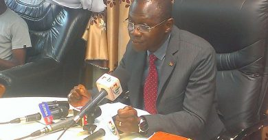 René Bagoro: «Je pensais que François Compaoré se rendrait volontairement»