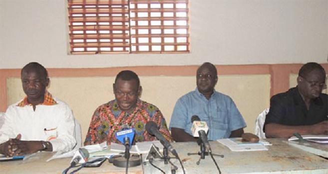 Politique: le CDP souhaite une accélération des procès du dernier gouvernement de Blaise COMPAORE et du coup d'état du 16 septembre 2015
