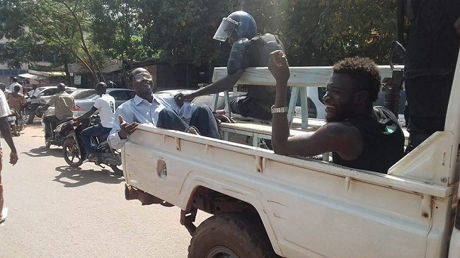Manifestation du CED : 4 personnes arrêtés dont Pascal Zaida( bilan police)