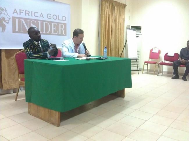 "Africa Gold Insider: ""Les investisseurs ne se feront plus anarquer"", Patrick Gagnon de Sanama International"