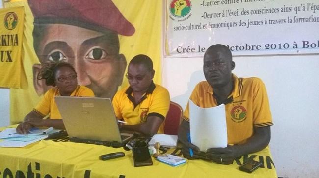 Société: La ligue des Jeunes du Burkina prévient Nana Tibo et Pascal Zaïda
