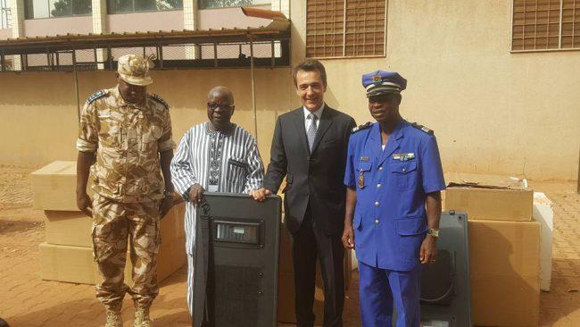 Sécurité: Des boucliers balistiques pour les unités spéciales de la Gendarmerie et de la Police Nationales