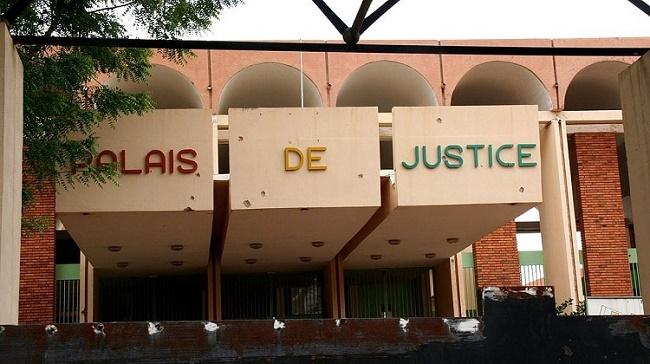 Burkina: grogne au sein de la magistrature