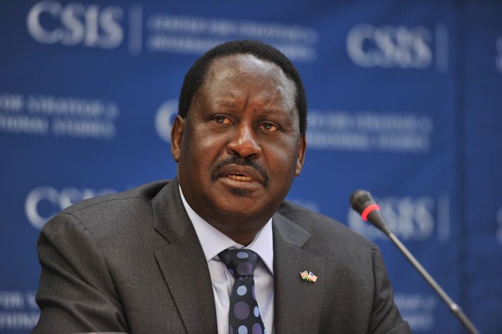 Kenya: L'opposant Raila Odinga se retire des élections présidentielle du 26 octobre.