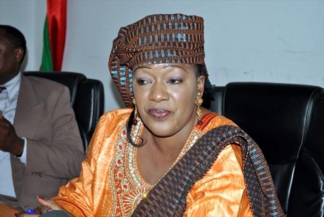 Médiateur du Faso: Saran Séré/Sérémé officiellement installée dans ses fonctions