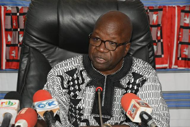 Location des bureaux de Simon Compaoré: Le Ministère d'Etat « dément »