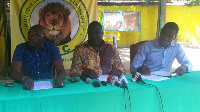 Crise à l'UPC: «Nous ne voulons pas de pourriture à l'Assemblée Nationale» militants de l'UPC