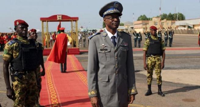 Crise au Burkina: Le général Gilbert Diendéré nouvel homme fort du Burkina