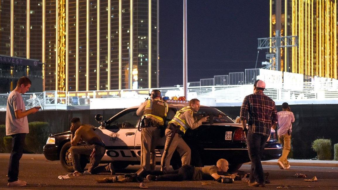 Etats-Unis: plus de 50 morts dans une fusillade à Las Vegas