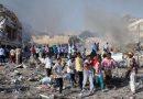 Somalie: un double attentat fait plus de 100 mort à Mogadiscio