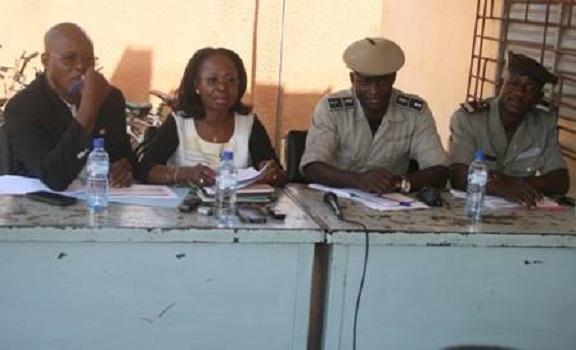 Ouagadougou: 251 véhicules de l'Etat contrôlés en 48 heures et 10 conduits en fourrière
