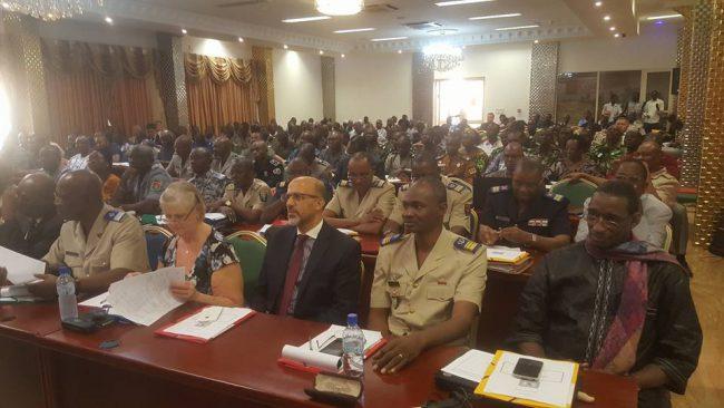 Préforum sur la Sécurité: Le Ministre d'État préside la cérémonie d'ouverture