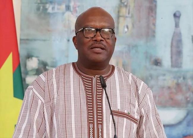 Message du Président du Faso sur l'attaque d'hier.
