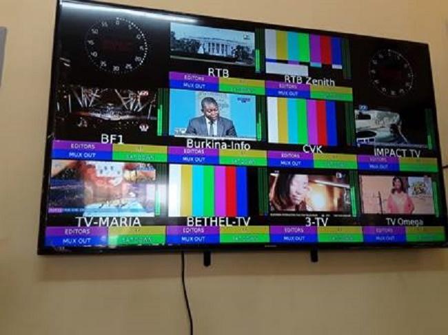 TIC: Bobo-Dioulasso en mode Télévision Numérique Terrestre