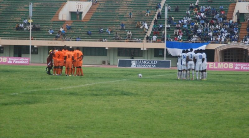 Fasofoot: le Santos Fc à la traine, le Salitas FC mène la marche