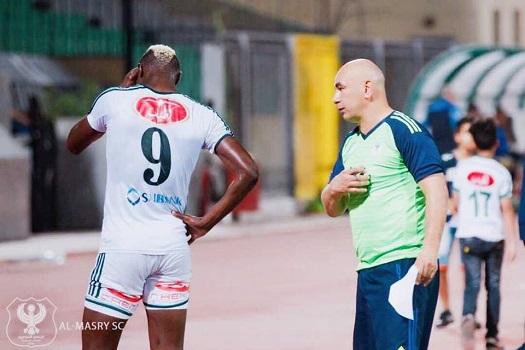 Sport: Arisitde Bancé claque la porte de son club Al Masry