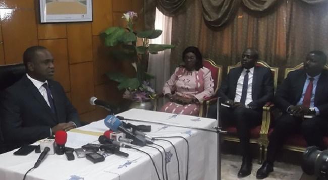 G5 Sahel: Seulement 70 milliards de FCFA annoncés pour l'instant (ministre Alpha Barry)