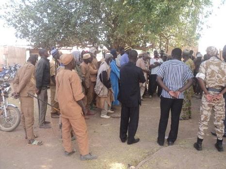 Léo: Six bandits ont froidement tué le gardien de la caisse des producteurs du Burkina