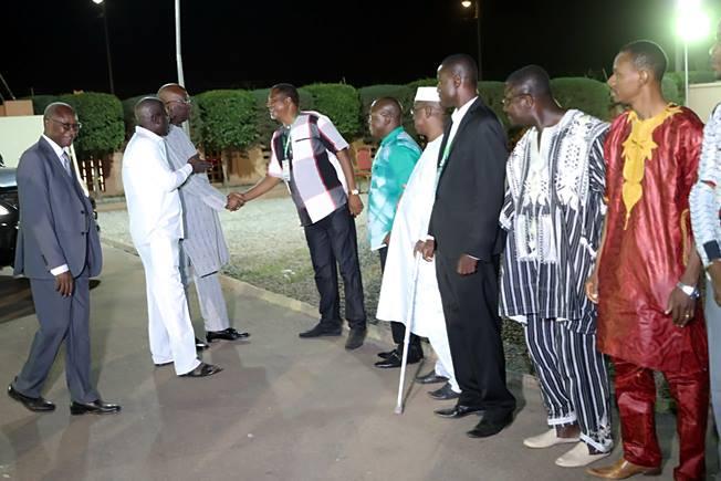 Liberté de presse: Le Président du Faso encourage les participants à l'édition 2017 du FILEP