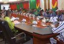 Première session extraordinaire du Conseil d'orientation stratégique du Programme d'urgence pour le Sahel