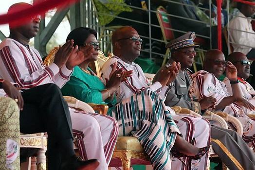 Célébration de la fête nationale à Gaoua : Le Président du Faso exprime sa satisfaction