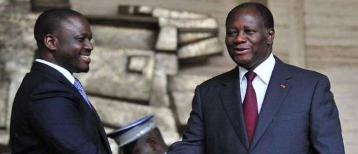 Côte d'Ivoire : Alassane Ouattara et Guillaume Soro se sont rencontrés
