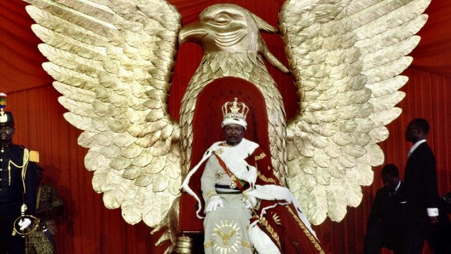 Ce jour-là : le 4 décembre 1977, Jean-Bedel Bokassa s'autoproclamait empereur de Centrafrique