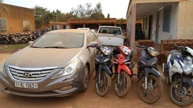 Insécurité: un gang qui opérait entre Ouagadougou et Pô aux arrêts.