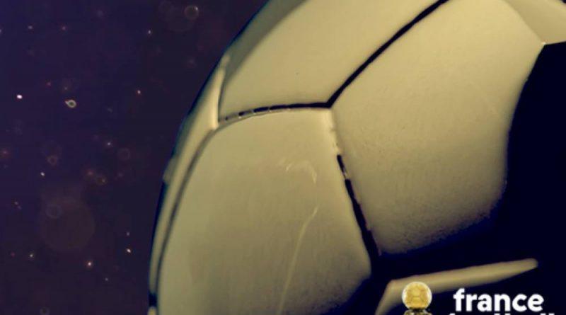 Le classement du Ballon d'Or France Football 2017