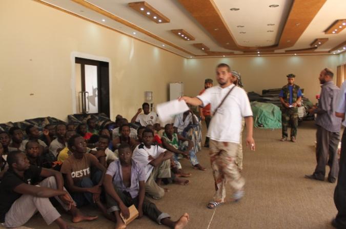 Esclavage en Libye: la réaction du Tocsin
