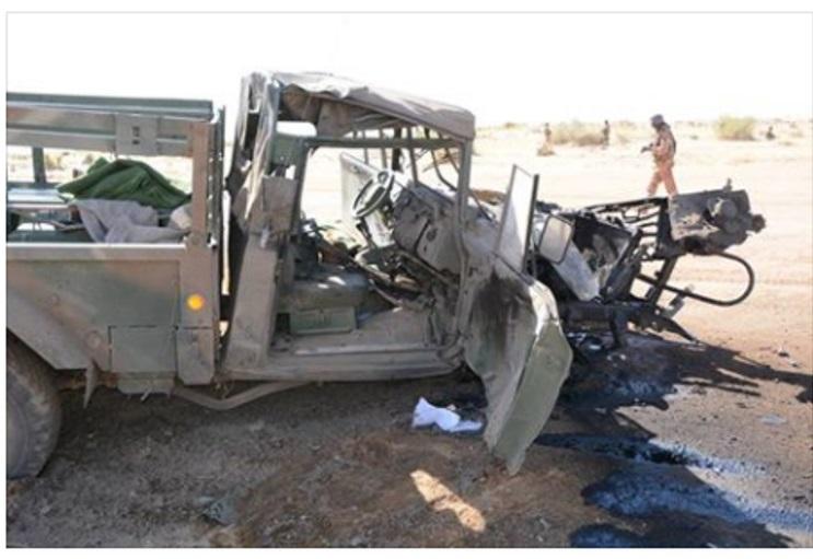 Mali : attaque contre un camp militaire dans le nord du pays
