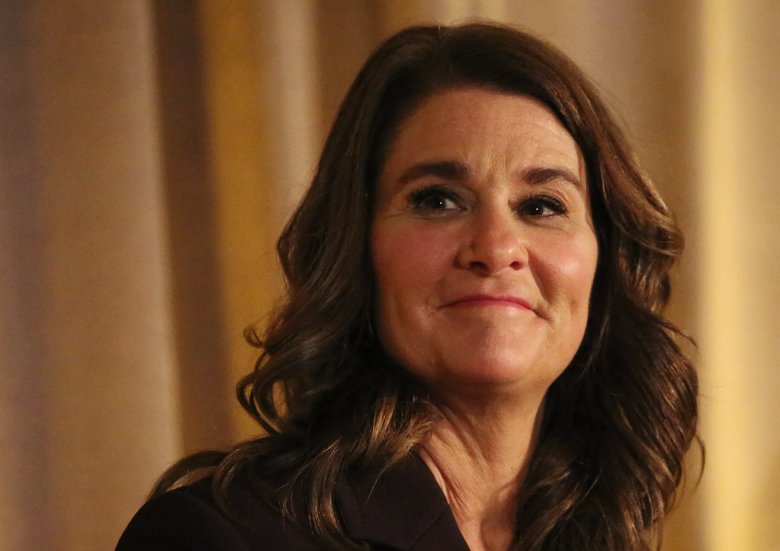 Burkina: séjour de la co-présidente de la Fondation Bill & Melinda Gates