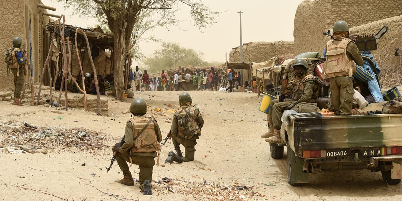Mali : un soldat arrêté pour avoir critiqué sa hiérarchie