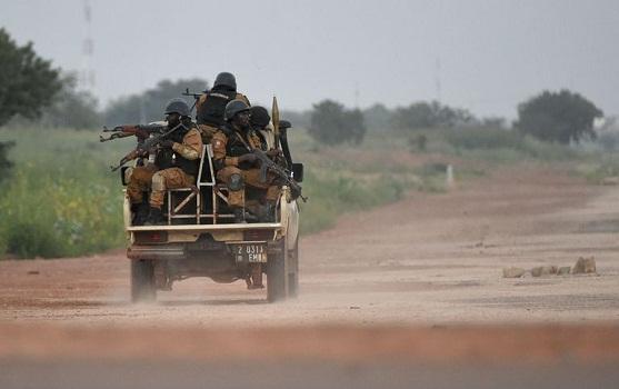 Soum : Le GFAT victime d'un engin explosif