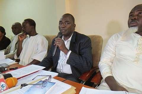 Le sit-in est bel et bien légal » au Burkina Faso selon Bassolma Bazié
