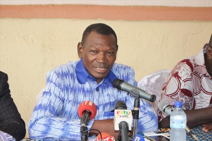 Burkina-Déstabilisation: le CDP rejette les accusations du régime MPP