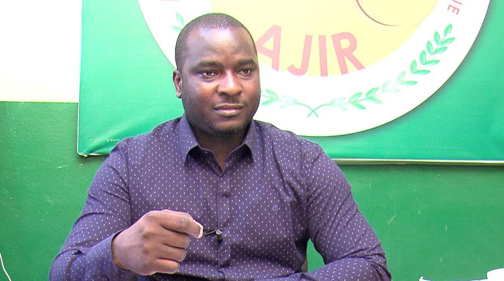 AJIR : Gara Dieudonné Diessongo démissionne du partit et accuse Adama Kanazoe