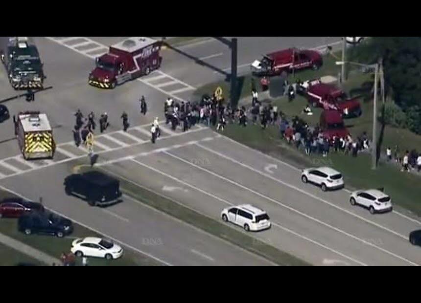 USA:17 morts dans la fusillade dans un lycée en Floride