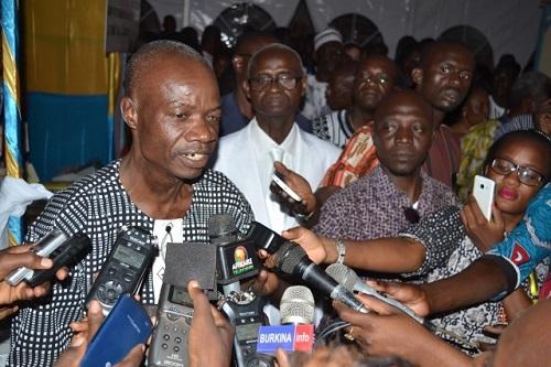 Ministère de la Culture: le jour ou Laurent Bado a porté main sur Issouf Sawadogo