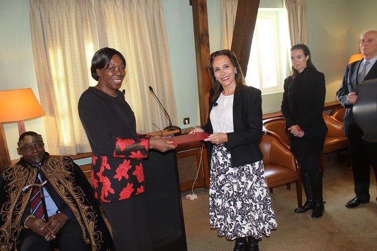 Luxembourg: le nouveau consul honoraire du Burkina prend fonction