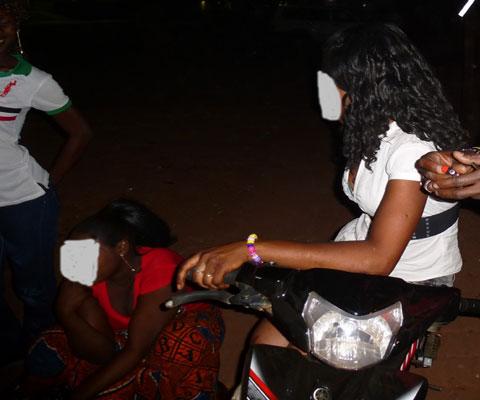 Ouagadougou: Plus de 200 personnes braquées dans une chambre de passe à Karpala