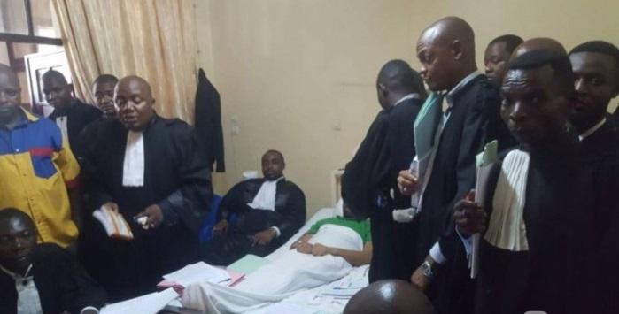 RDC: Un député de l'opposition «accusé d'offense à Kabila» jugé sur son lit d'hôpital