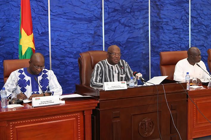 Gouvernement Paul Kaba III : Séminaire gouvernemental pour la nouvelle équipe de l'exécutif