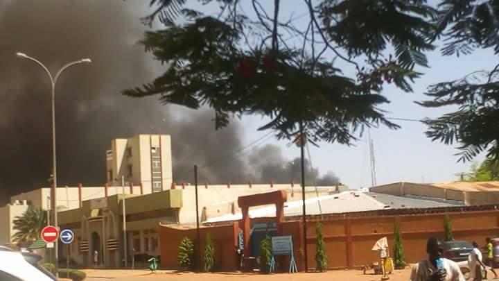 Attaques terroristes du 2 mars 2018: Une réunion du G5 sahel à l'Etat Major était la cible.