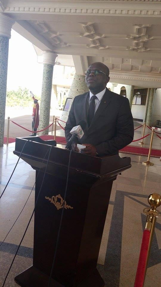 Conseil des ministres : Le directeur provincial de la police nationale du Ziro relevé de ses fonctions